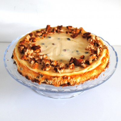 cheesecake met amaretto - foto margot